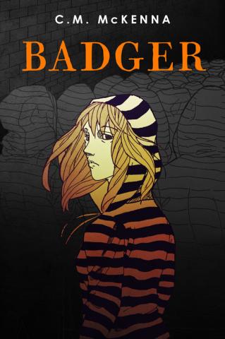 Badger by C. M. McKenna