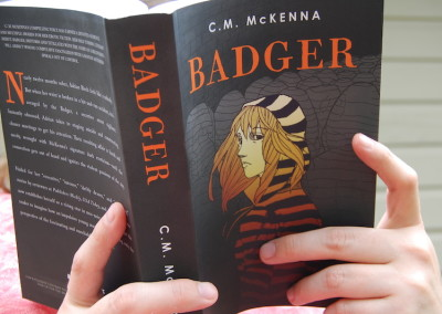 Badger fine first edition