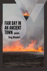 Fair Day in an Ancient Town by Greg Allendorf