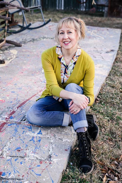 Karen Vaughn author photo