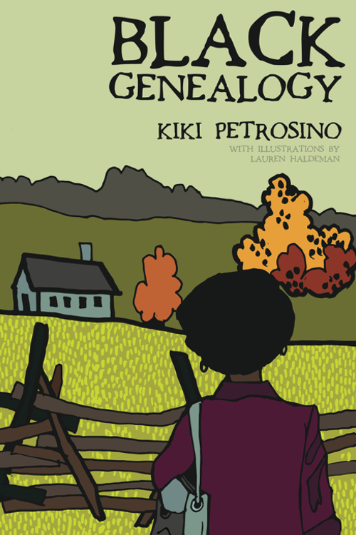 Black Genealogy by Kiki Petrosino