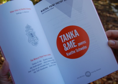 Tanka and Me - fine first edition interior