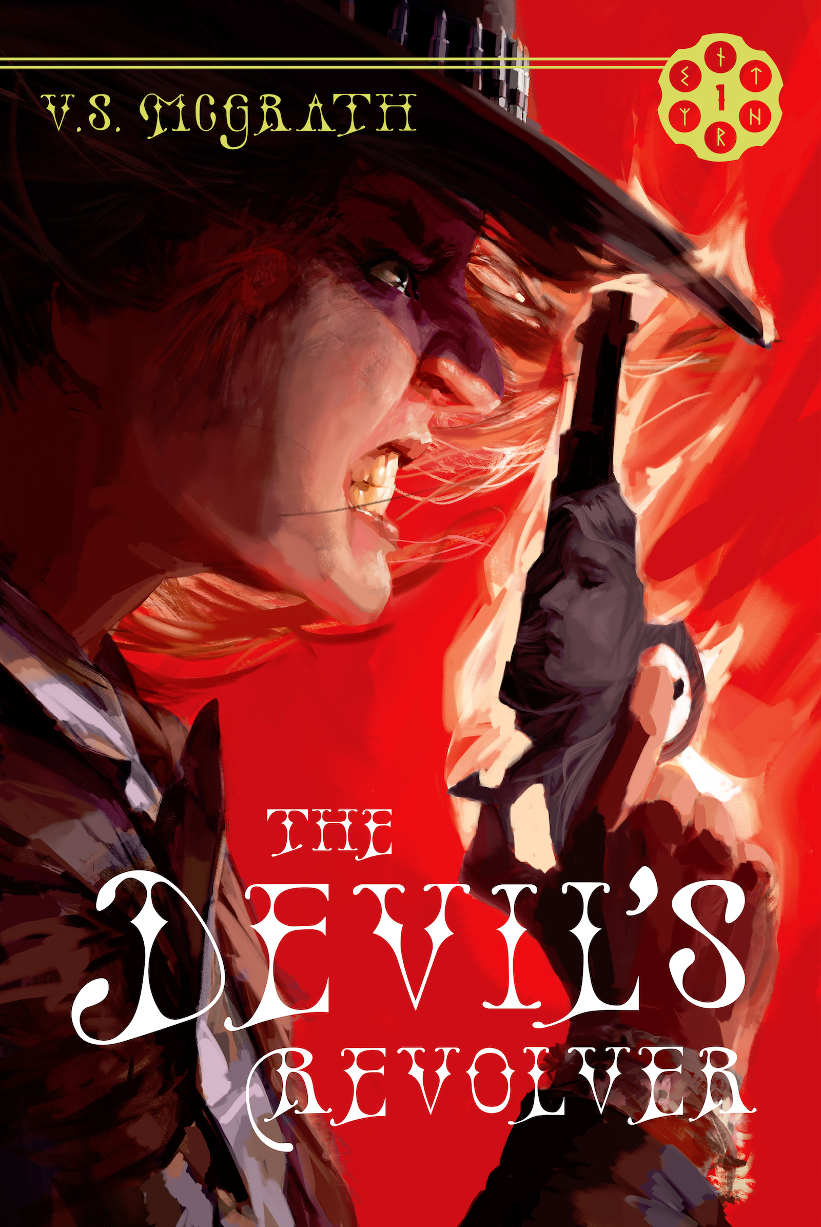 The Devil's Revolver by V.S. McGrath