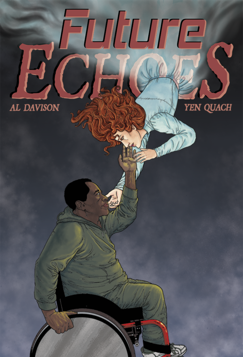 Future Echoes Omnibus by Al Davison and Yen Quatch