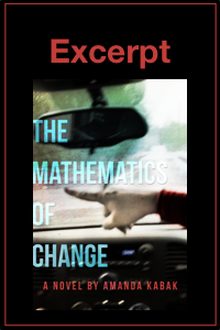 An excerpt from The Mathematics of Change by Amanda Kabak