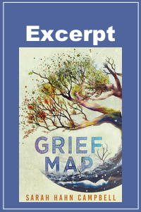An excerpt from Grief Map by Sarah Hahn Campbell