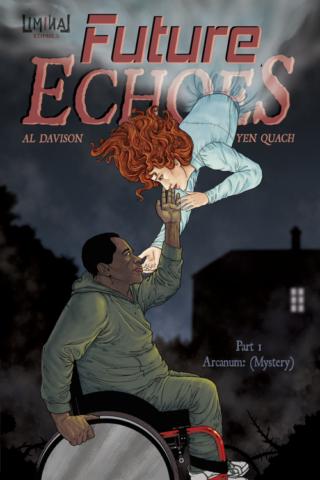 Future Echoes part 1: Arcanum (Mystery) by Al Davison and Yen Quach