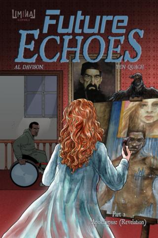Future Echoes part 2: Apokalypsis (Revelation) by Al Davison and Yen Quach