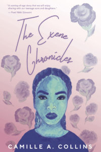 The Exene Chronicles by Camille A. Collins cover