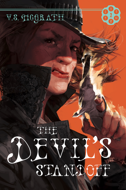 The Devil's Standoff by V.S.McGrath