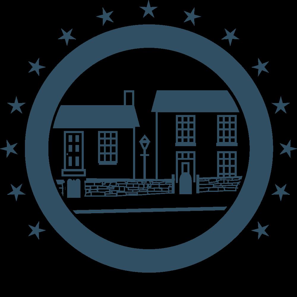 Hellum Logo Blue Brain Mill Press